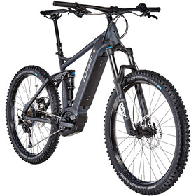 Conway eMF Powertube 527 Plus E-Bike zwart